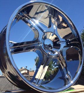 22 inch Wheels Rims Tires VW935 6x135 Ford F150 2008 2009 2010 2011