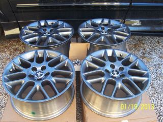 Ford Mustang 18 Premium Wheels 2005 2006 2007 2008 2009 2010 2011 2012