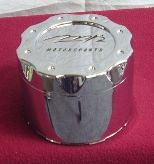 Motorsports Wheels Chrome Custom Wheel Center Cap Tall BC 671 1