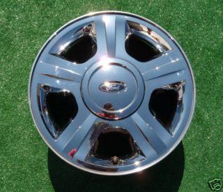 Chrome Ford Expedition 6 Lug 17 inch Wheel Rim 3593