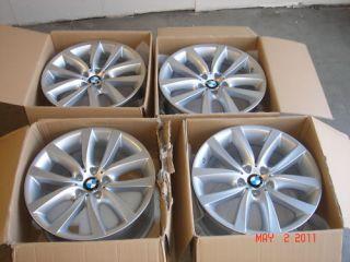 BMW F12 6 Series V Spoke 331 Wheels Rims 19 650i New