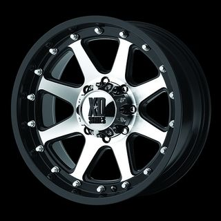 ADDICT MACHINED WITH 285 75 17 TOYO OPEN COUNTRY MT TIRES WHEELS RIMS