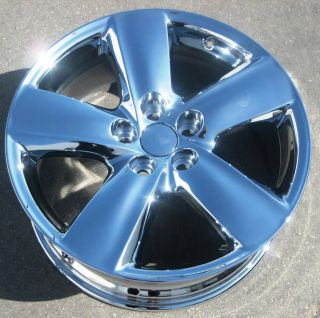 Lexus LS460 LS460HL LS600 Chrome Wheels Rims 2007 2012 Set of 4