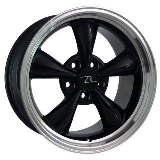 Mustang ® Bullitt Style Wheels 1994 2004 17 inch Rims Bullet