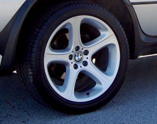 BMW E53 x5 Genuine Wheels Rims 20 Style 87 Star Spoke
