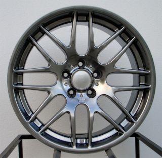 19 CSL Wheels Rims Fits BMW 5 Series E60 E61 E62 E63