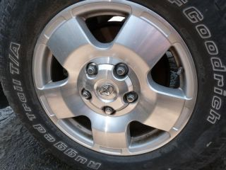 07 08 09 10 11 12 Toyota Tundra Wheel Rim 18x8 Alloy 5 Spoke Smooth