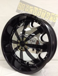 inch Rims Wheels Tires RW130 5x115 Dodge Charger 05 06 07 08 09 10 11