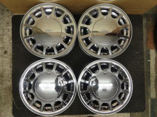 15 CHROME Ford Taurus Wheels Mercury Sable factory RIMS 91 92 93 94 95