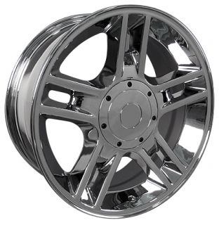 Set 20 04 12 Ford F150 Harley Davidson Expedition Wheels 6 Lug Rims