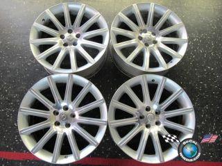 Four 07 12 Chrysler 300 300C Factory 20 Wheels Rims 22811FC99TRMAA