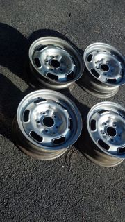 1966 1967 1968 Pontiac GTO Firebird GM Rally One Wheels 14x6