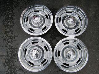 69 Chevy Camaro Z28 SS Nova Rally Wheels 14x6 Code XN COPO RARE