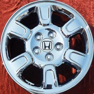 NEW 17 HONDA RIDGELINE CHROME WHEELS RIMS ODYSSEY MDX EXCHANGE 63895