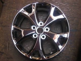 Mazda 3 17 New Chrome Alloy Wheels Exchange 64895