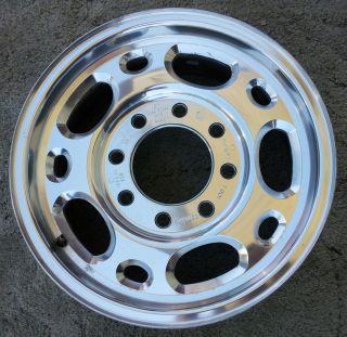 16 Chevy GMC 8 Lug Rim Silverado Sierra 8 Lug Wheel