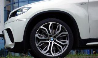 BMW E70 x5 Genuine Performance Wheel Set Wheels 21 Rim