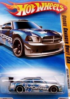 Hotwheels Charger Drift Car 2010 HW Premiere