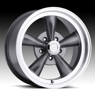 15 Gunmetal Wheels Rim Camaro Chevelle Impala Firebird