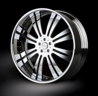 26 Vellano VTR Custom Forged Wheels Rims Lincoln Ford Dodge Cadillac
