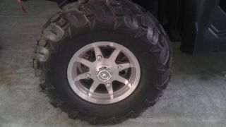 Polaris RZR s Factory Wheels and Tires New Take Off 27