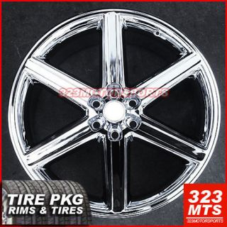 28 IROC Rims Lincoln Navigator Infiniti QX56 Tahoe Wheels Tire Pkg