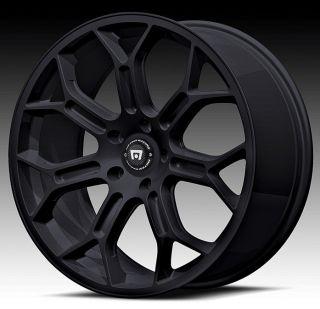 18 inch Motegi Black Wheels Rims 5x4 5 5x114 3 32 Nissan 350Z 370Z