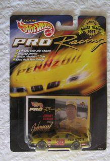 Hot Wheels 1997 Pro Racing Johnny Benson 1st Ed 30