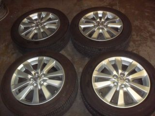 16 Toyota Corola Scion Wheels Rims Tires
