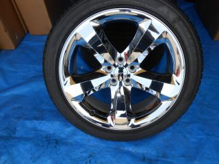Dodge Charger RT 20 Wheels Tires 2011