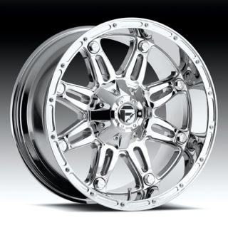 20 FUEL OFF ROAD HOSTAGE RIMS W/ 33X12.50X20 TOYO OPEN COUNTRY MT