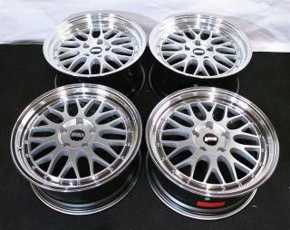 18 BMW Staggered Wheels Rims 318i 318TI 323i 325i E36 Z3 328i 328IS