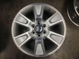 150 20 Machined Silver Wheel F150 Rim 2010 2011 AL34 1007 Ja