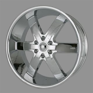28 U2 55 Chrome Wheels Rims Tire Escalade Yukon GMC Armada Free SHIP
