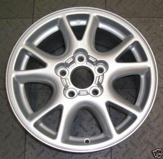 5089 5151 Chevy Camaro 16 Factory Alloy Wheel Rim