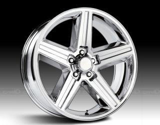 24 Inch Iroc Rims Chrome Wheels Tires fit Chevy GMC Cuttlas OLD School