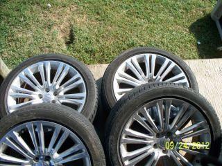 Chrysler 300 20 OEM Wheels Rims 300c 300m 300s 09 10 11 12 Magnum