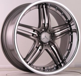 20 Wheels Fits Mercedes CLS E Class E320 S500 430 550 CL 500 Set of 4
