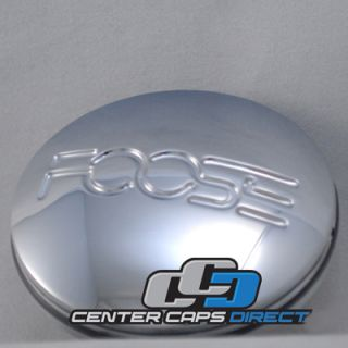 1000 39 1000 33 FOOSE Wheels Chrome Center Cap New
