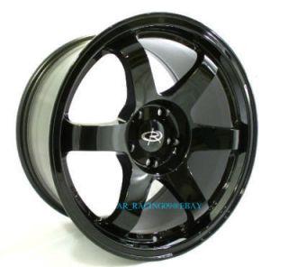 17 Rota Wheels 17x9 Grid YBK 5x114 3 42 IS250 S2000