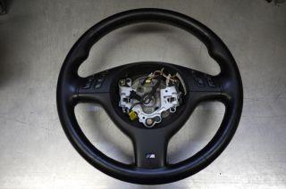 BMW E46 M3 Steering Wheel M Tech E38 E39 M5 E53 E38 x5 325 328 330