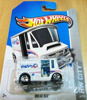 Hot Wheels Special 2013 Bread Box Hidden Treasure Hunt Limited