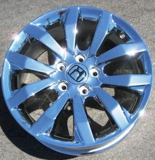 Factory Honda Civic Accord TL Chrome Wheels Rims 714 940 1761