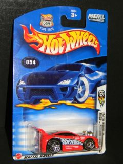 2003 Hot Wheels 1st Ed Mitsubishi Eclipse 42 42 MOC