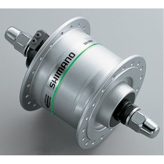 DH 3N20 6V 3 0W Nutted Dynamo Front Hub for Use Rim Brakes 36h