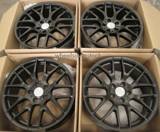 19 Wheels For BMW Z4 E46 323 325 328 330 i is Staggered CSL Style Rims