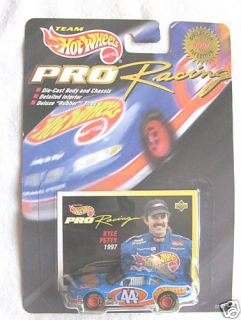 Kyle Petty 1997 Hot Wheels Pro Racing 1st Edition 44