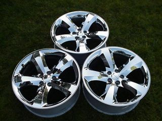2011 Dodge Charger Chrome 20 Wheels