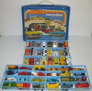 Lot 48 VINTAGE Matchbox LESNEY CORGI HOT WHEELS Cars 1978 LESNEY CARRY