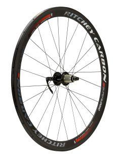 New Ritchey Superlogic Road Carbon 46mm Rear 24H Tubular Race Wheel